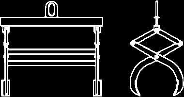 custom lift device line drawing