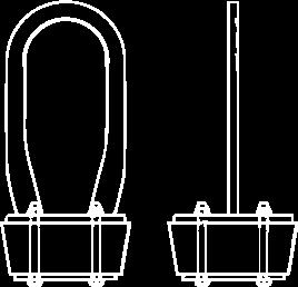 graphite lift plug line drawing
